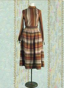1970s Niccolo Machiavelli Italian Wool Set