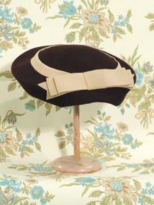 1940s Flint & Kent felt hat