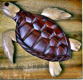 Sea Turtle Wood Box