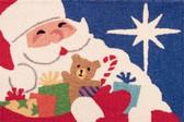 Jolly Santa Rug