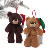 Small Teddy Bear Ornaments