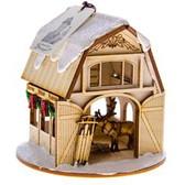 Santa's Reindeer Barn