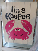I'm a Keeper, 6 Slat