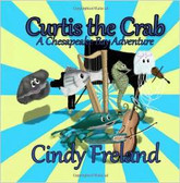 Curtis the Crab Children's Book