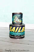 16 oz Sailboat - Ocean Breeze