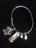 Maryland Charm Bracelet
