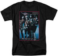 Kiss - Spirit of 76 - Mens - T-shirt