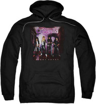 Cinderella - Night Songs - Mens -Heavyweight Hoodie