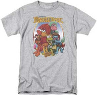 Fraggle Rock - Group - Mens - T-shirt