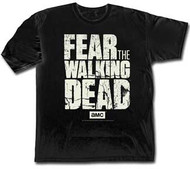 Fear The Walking Dead - Logo - Mens - T-shirt