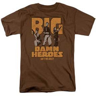 Firefly - Big Damn Heroes - Mens - T-shirt