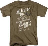 Princess Bride - Miracle Max - Mens T-shirt