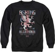 Asking Alexandria - The Finest - Mens - Crewneck Sweatshirt
