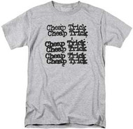 Cheap Trick - Logo - Mens T-shirt