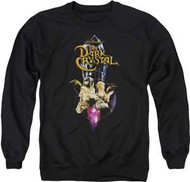 Dark Crystal - Crystal Quest - Mens - Crewneck Sweatshirt