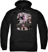 Dark Crystal - Power Mad - Mens - Heavyweight Hoodie