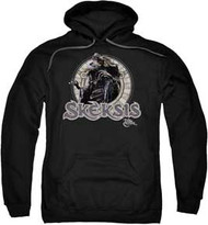 Dark Crystal - Skeksis 2 - Mens - Heavyweight Hoodie