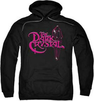 Dark Crystal - Bright Logo - Mens - Heavyweight Hoodie