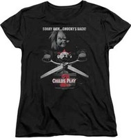Childs Play - Jack Poster - Womens - T-shirt