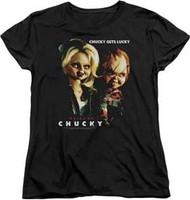 Childs Play - Chucky Gets Lucky - Womens - T-shirt