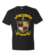 Pi Alpha Nu | 60th Crest | Men's T-shirt