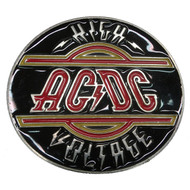 Vintage - AC/DC - High Voltage - Belt Buckle