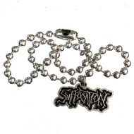 Vintage - Suffocation- Logo - Pendant