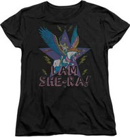 She-Ra - I Am She Ra - Womens - Tee