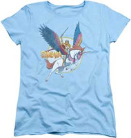 She-Ra - And Swiftwind - Womens - Tee