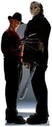 Freddy Vs Jason - Freddy Vs Jason - Cardboard Stand Up