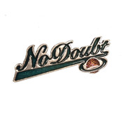 Vintage - No Doubt - Logo - Return of Saturn - Pin