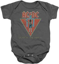 AC/DC - Flick of the Switch - Infant Snapsuit