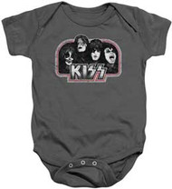 KISS - Throwback - Infant Snapsuit