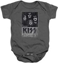 KISS - Live - Infant Snapsuit