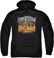 Tenacious D - Metal - Heavyweight Hoodie