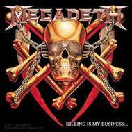 Megadeth - Killing Is My Business - Sticker