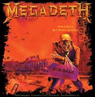 Megadeth - Peace Sells - Sticker