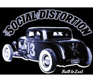 Social Distortion - Hot Rod - Sticker