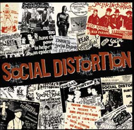 Social Distortion - Newspaper - Sticker