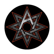 "Anthrax - Icon - 1"" Button"