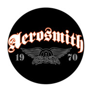 "Aerosmith - Wings - 1"" Button"