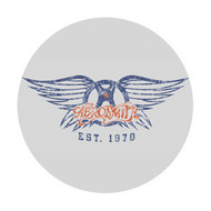 "Aerosmith - Aerosmith - 1"" Button"