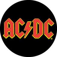 "AC/DC - Logo - 1"" Button"
