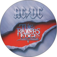 "AC/DC - Razors Edge - 1"" Button"