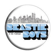 "Beastie Boys - 5 Boroughs City - 1"" Button"