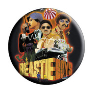 "Beastie Boys - Sabotage - 1"" Button"