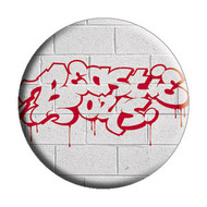 "Beastie Boys - Grafitti Logo - 1"" Button"