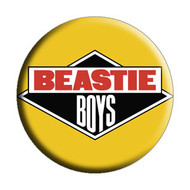 "Beastie Boys - License To Ill Logo - 1"" Button"