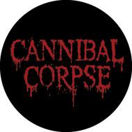 """Cannibal Corpse - Logo - 1"""" Button"""