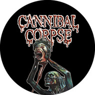 "Cannibal Corpse - Spree - 1"" Button"